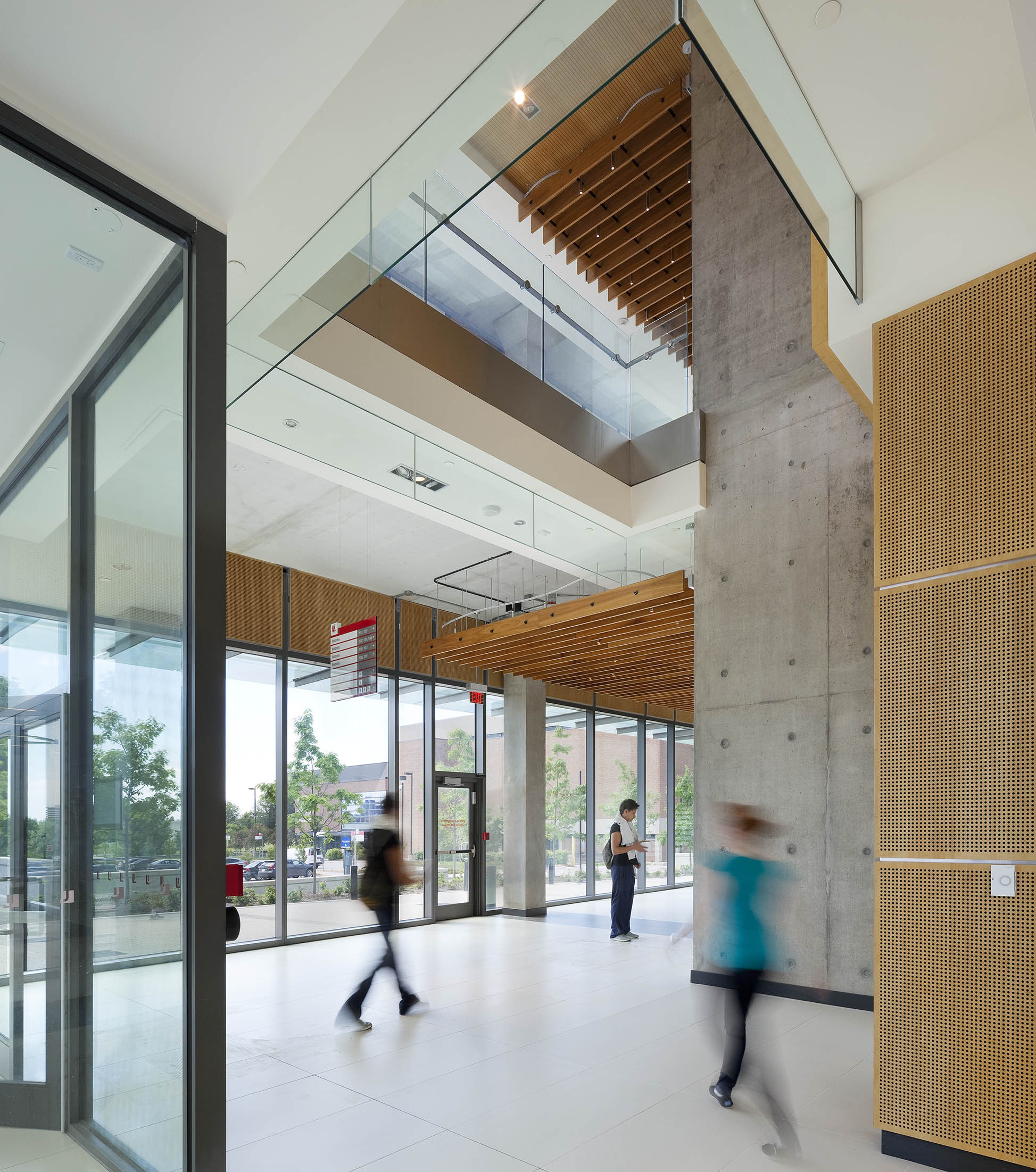 Cost Management at York University Life Sciences Building