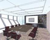 Deloitte Toronto Artist Rendering, FKA Architects + Interiors
