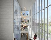 First Leaside Group Offices – Credit Rounthwaite Dick & Hadley Architects