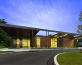 Mississauga Public Library, Lorne Park Branch – Credit Rounthwaite Dick & Hadley Architects
