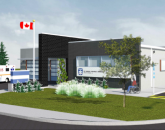 Peel Paramedic Services Station S18 - Credit Kleinfledt Mychajlowycz Architects Inc.