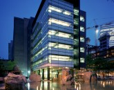Ryerson University Continuing Education Building - Credit Rounthwaite Dick & Hadley Architects