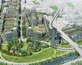 West Don Lands Redevelopment & Flood Protection Landform – Credit Waterfront Toronto