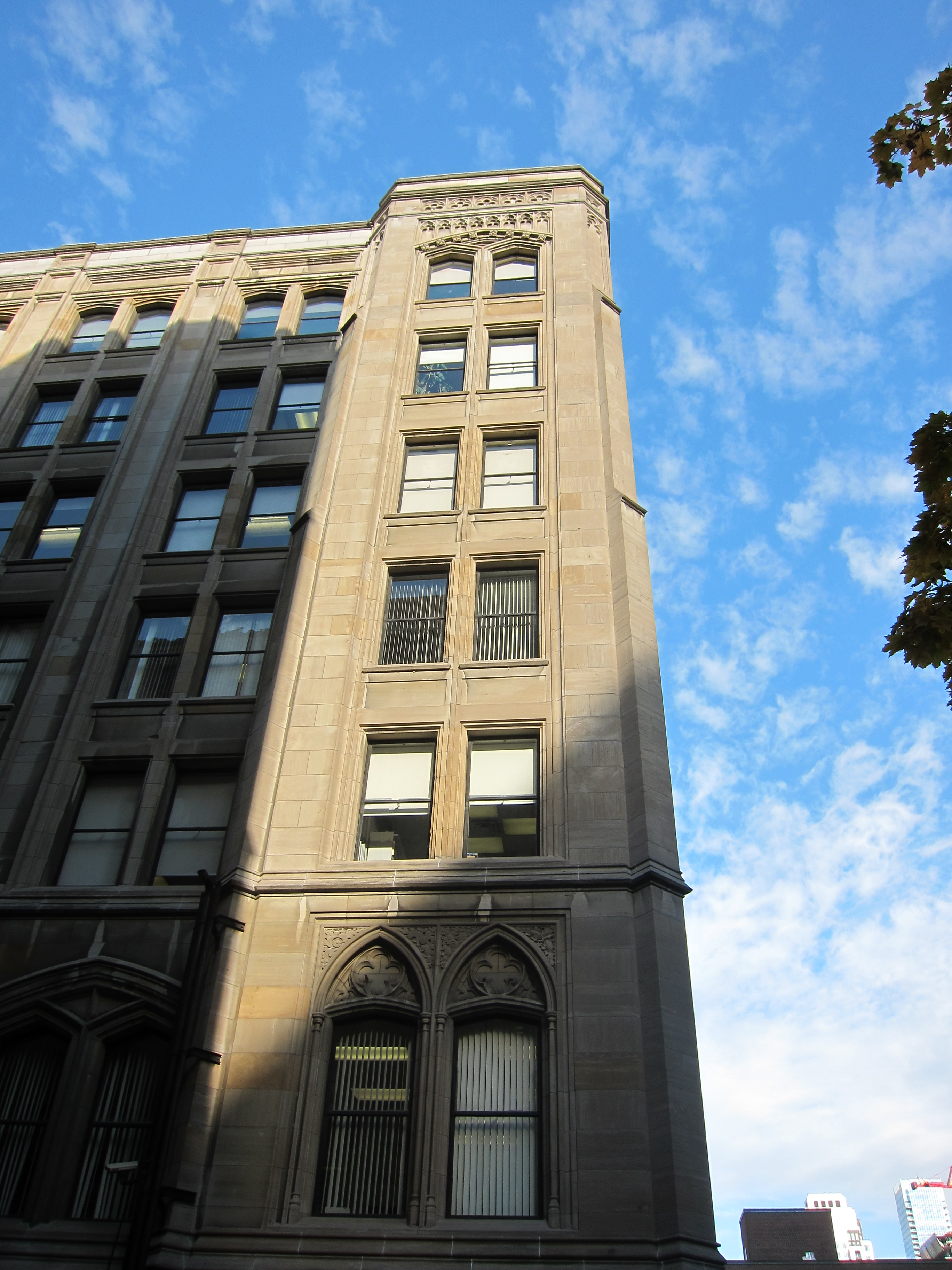 Cost Management For Whitney Block Government Building