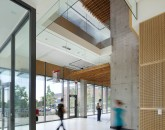 York University Life Sciences Building - Credit NXL Architects